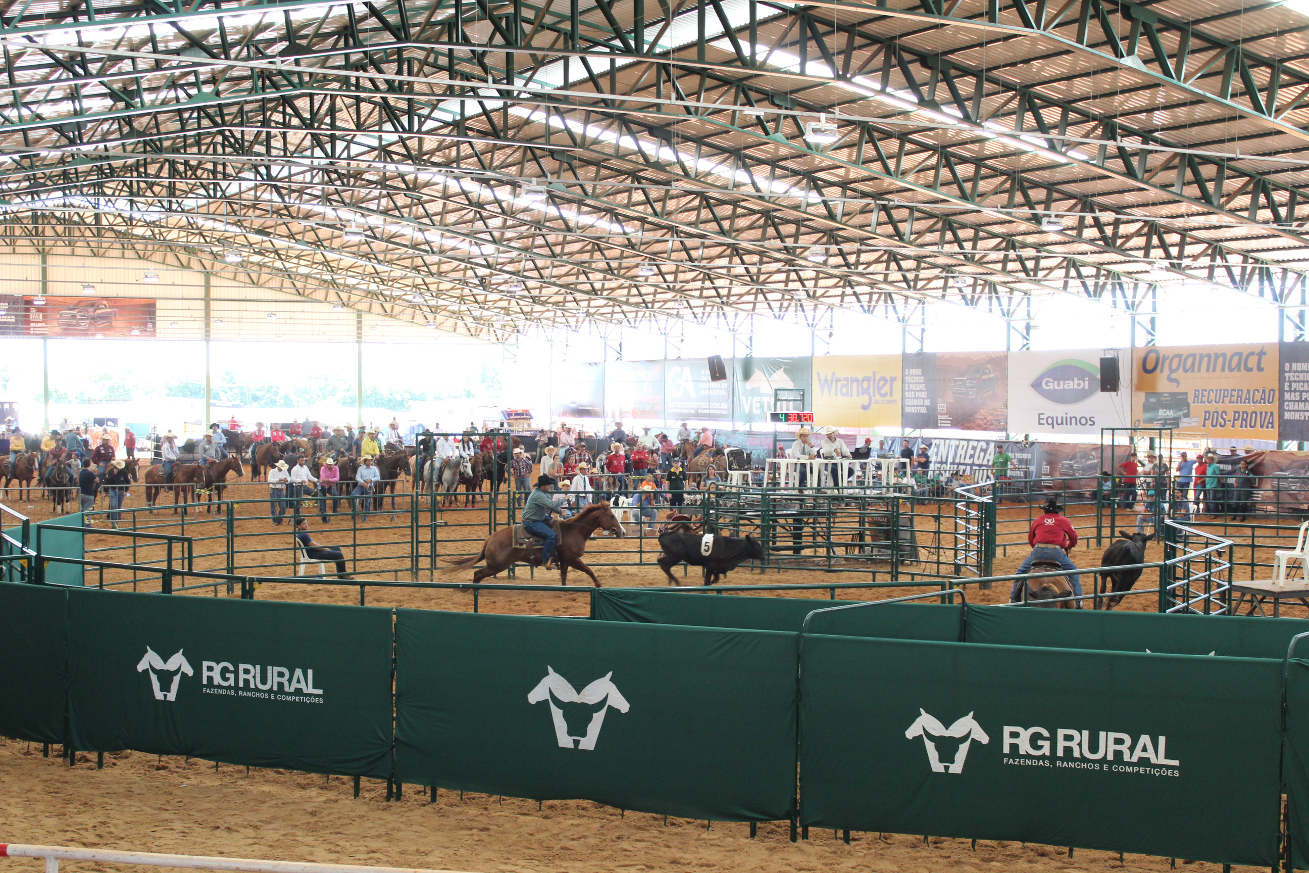 Pista de Ranch Sorting RG Rural
